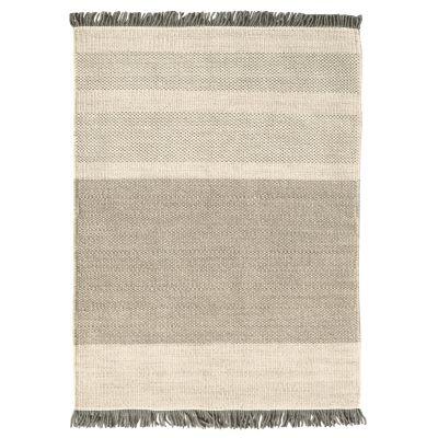 Tres Stripes Rug Pearl, 170 x 240 cm