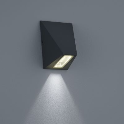 Trim Wall Light Black Matt