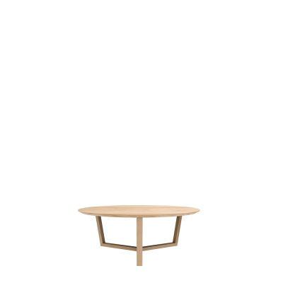 Tripod Coffee Table Oak