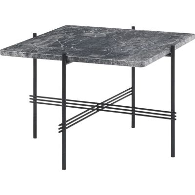 TS Coffee Table - Square 80 X 130 X 40, Bianco Carrara Marble