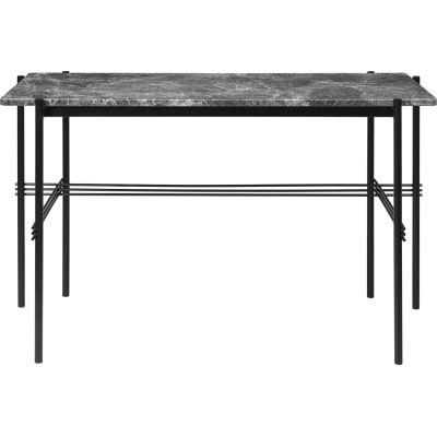TS Desk Marble Gubi Marble Grey Emperador