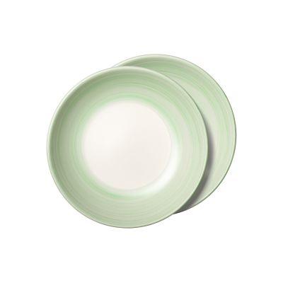 Turnì Soup Plates Green