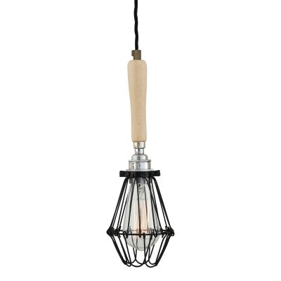 Tyrrel Pendant Light Powder Coated Black