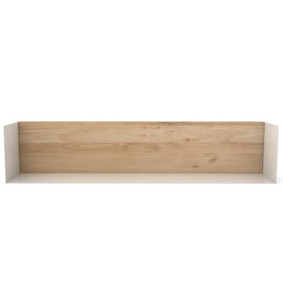 U Shelf White, Large