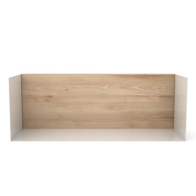 U Shelf White, Medium