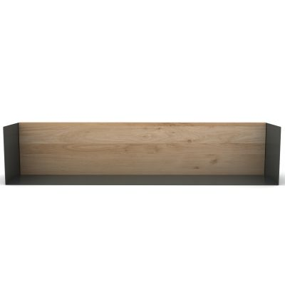 U Shelf Dark Grey, Large