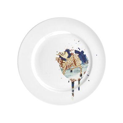 Undercover Imari Plates Small Undercover Imari Plate