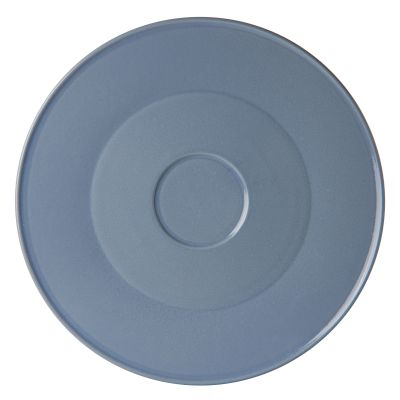 Unison Ceramic Big Plate Cloud Blue