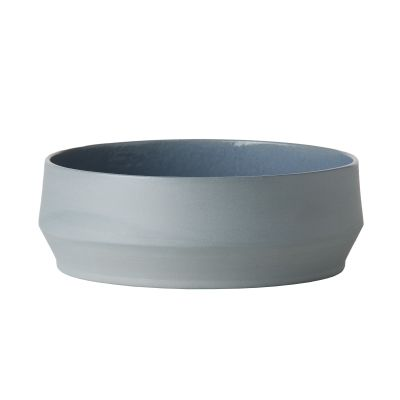 Unison Ceramic Soup Bowl Cloud Blue