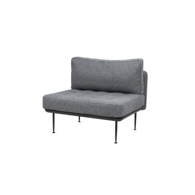 Utility Sofa 1 Side L, Revive 1 284, Wood White Ash