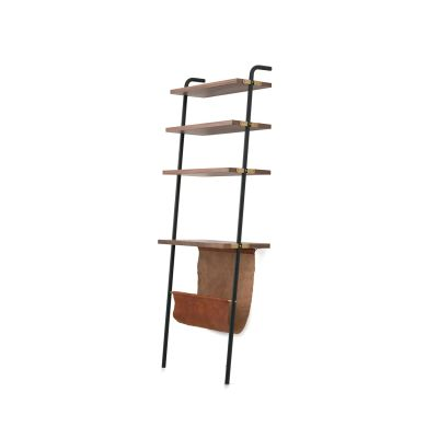 Valet Display Shelves & Magazine Rack