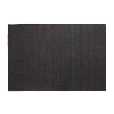 Vegetal Rug Black, 300 x 400 cm