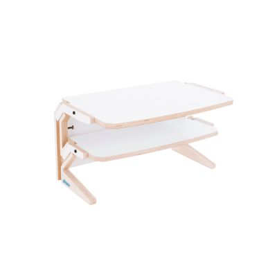 Vegetale Side Table Snow White