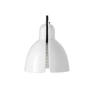 Venice Lampshade Gloss White