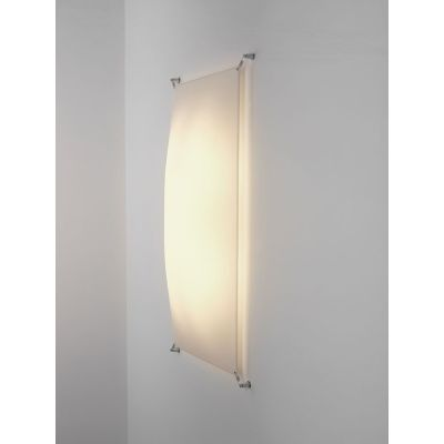 Veroca 80x40 Fluorescent Wall Lamp No