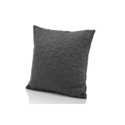 Vertigo Square Cushion - set of 4 Dark Grey