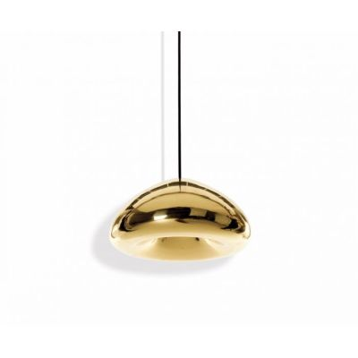 Void Mini Pendant Light Brass