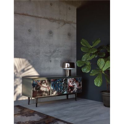 Voltaire Sideboard D - 2 Drawers and 3 Doors