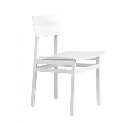 W-LY Chair White Beech