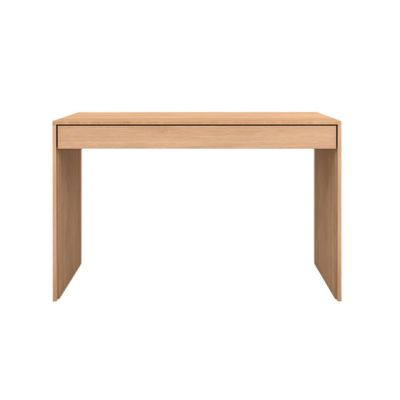Wave Console Table Walnut