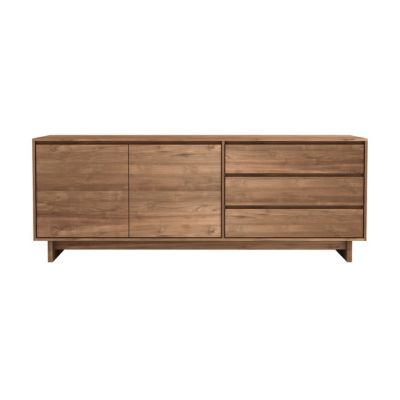 Wave Sideboard Teak