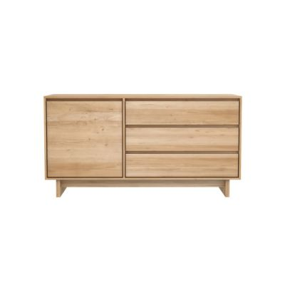 Wave Small Sideboard Oak