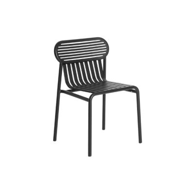 Week-End Dining Chair - Set Of 2 Black, RAL 9005