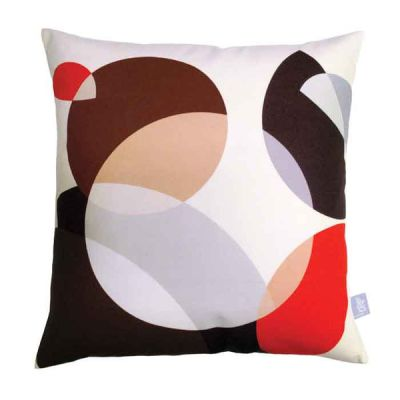 Welsummer Ellipse Square Cushion