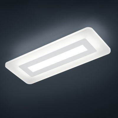 Wes Rectangular Ceiling Light