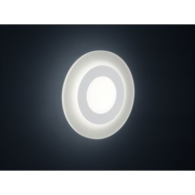 Wes Round Ceiling Light 32.5