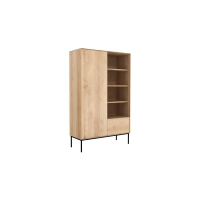Whitebird Storage Cupboard Oak