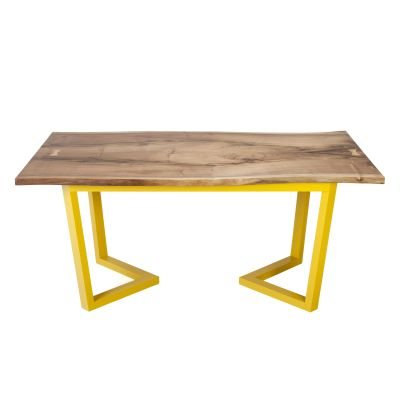 Wild Beauty Dining Table Yellow