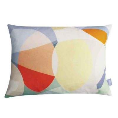 Wildflower Field Oblong Cushion