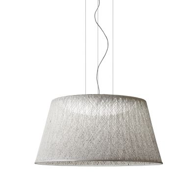 Wind Pendant Light White, 64cm