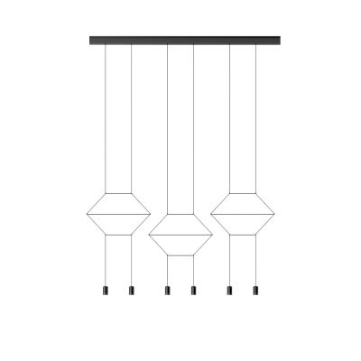 Wireflow Lineal 0325 Pendant Light