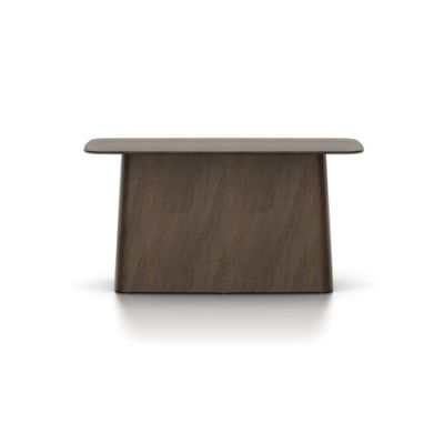 Wooden Side Table Walnut, Large