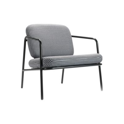 Working Girl Lounge Chair Ingleston Amazon, Raw Steel