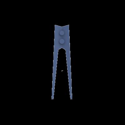 Xlokk Model 2 Legs Wall Mounting White - 01 RAL 9016