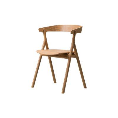 YKSI Chair Oak Standard Lacquered
