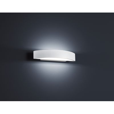Yona Wall Light 27.5 x 10, white mat