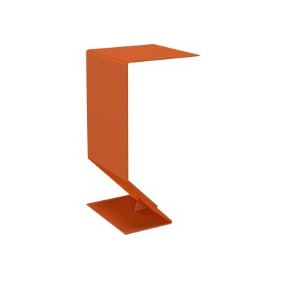 Mark Side Table Orange