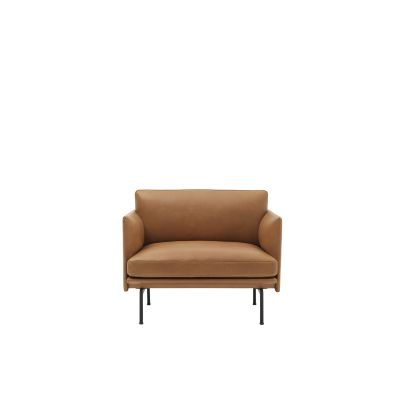 Outline Chair B0307 - Elmosoft 88009 green