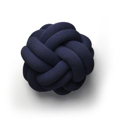 Knot Cushion - set of 2 Navy