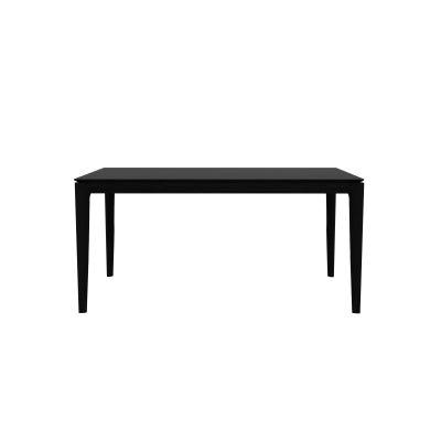 Bok dining table 160, Black