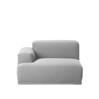 Connect Modular Sofa - Left Armrest Rime 591