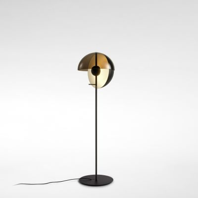 Theia Floor Lamp Marset - Black