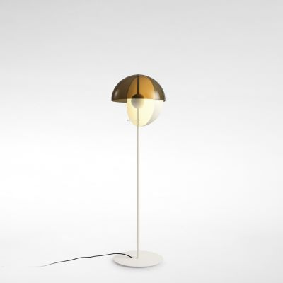 Theia Floor Lamp Marset - White