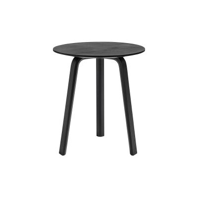Bella Side Table Black, 49cm