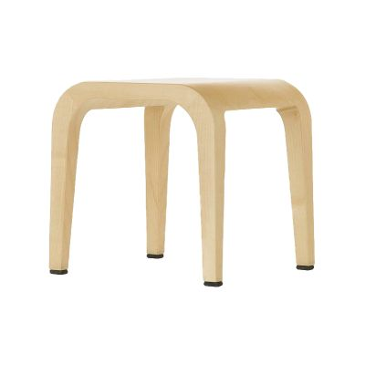 Laleggera Little Stool Wood - ACN