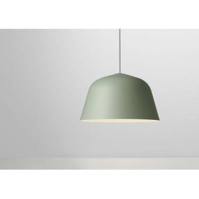 Ambit Large Pendant Lamp - Ex display Dusty Green